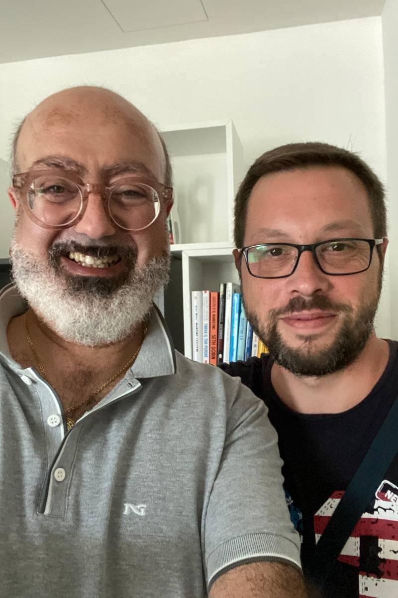 Giovanni e Sergio