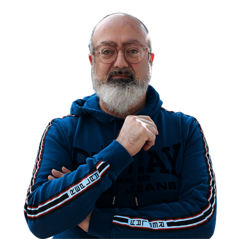 Giovanni Ronci - Autore